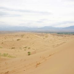 Zhangye National Desert Sports Park User Photo