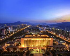 香港-龍巖 火車酒店 自由行