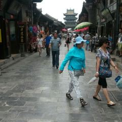 Ming and Qing Dynasty Ancient Street User Photo