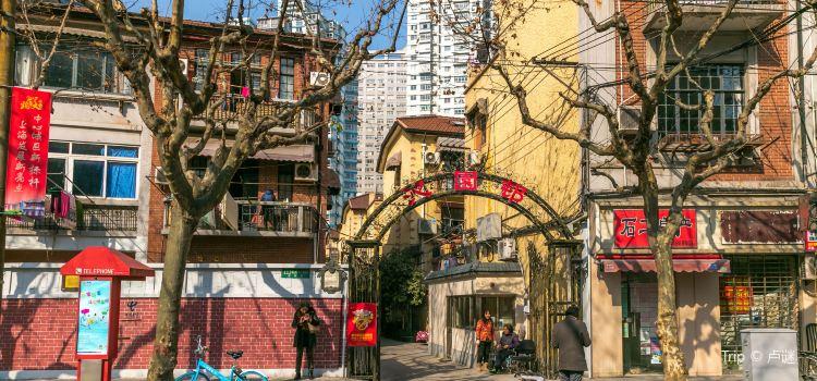 Ruan Lingyu's Former Residence1