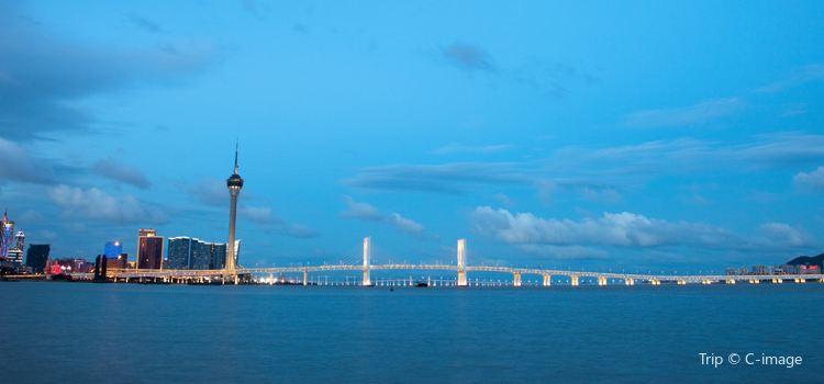 澳氹大橋1