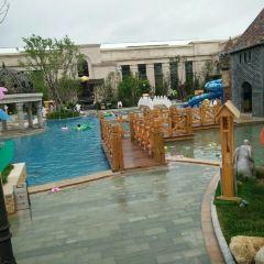 궈신 난산 온천 호텔 여행 사진