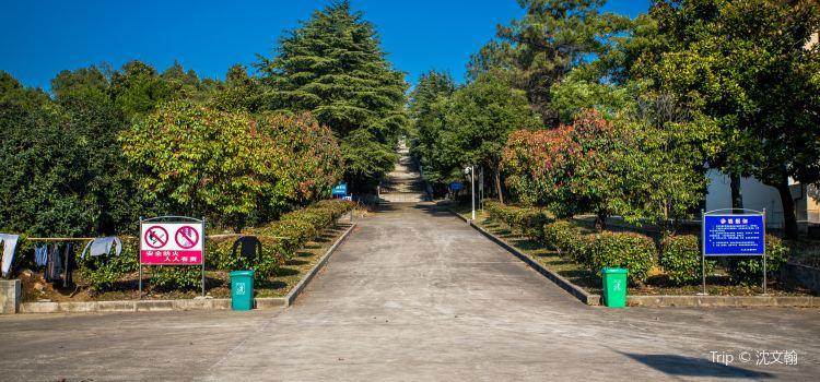Lishui Zhongshan Martyrs Cemetery1