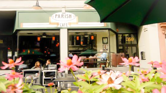 The Parish Cafe