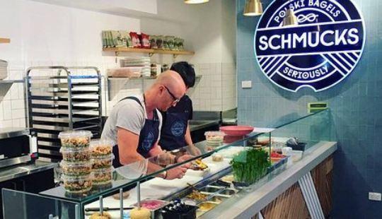 Schmucks Bagels