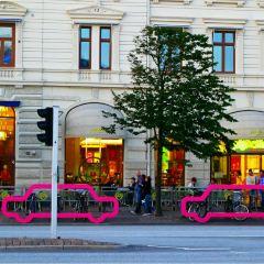 Stairs leading to Kärnan User Photo