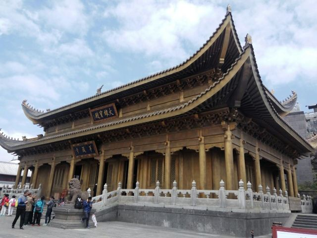 Golden Peak Temple