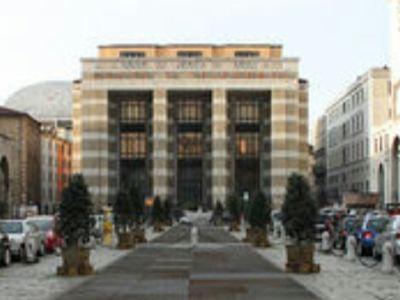 Brescia Piazza della Vittoria