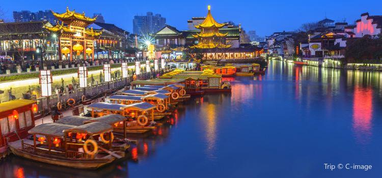 Qinhuai River Boat Tour2