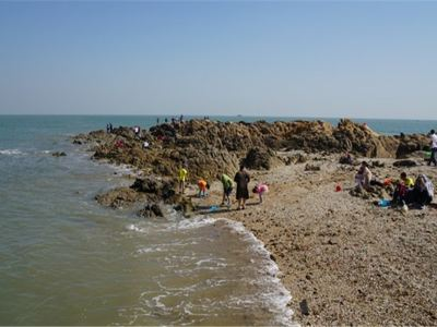 Taohua Island Customs Park