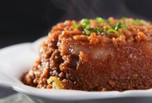 上饶美食图片-粉蒸肉