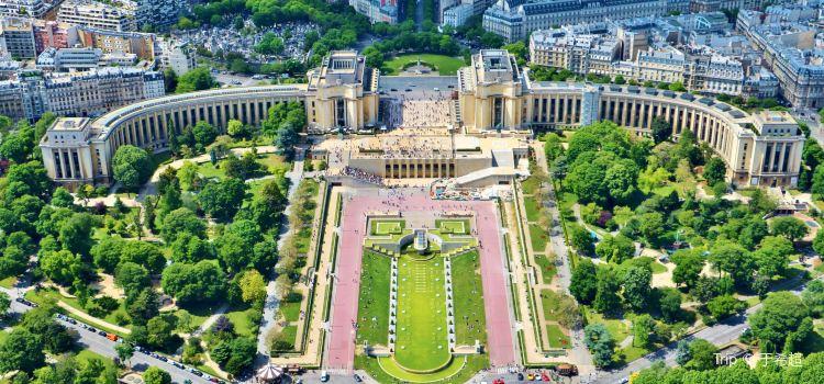 Palais de Chaillot1