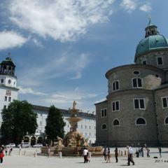 Salzburg Hauptbahnhof User Photo