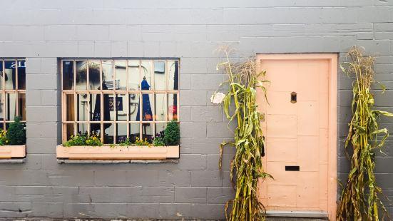 The Pink Door