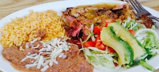 Tacos Al Molcajete