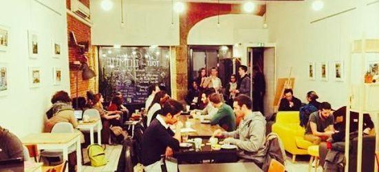 Cafe Contretemps
