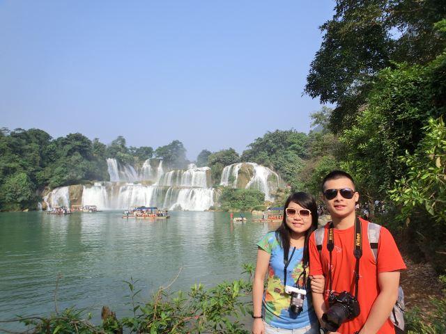 Detian Transnational Waterfall Scenic Area