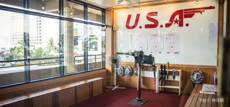 USA Gun Club實彈射擊2