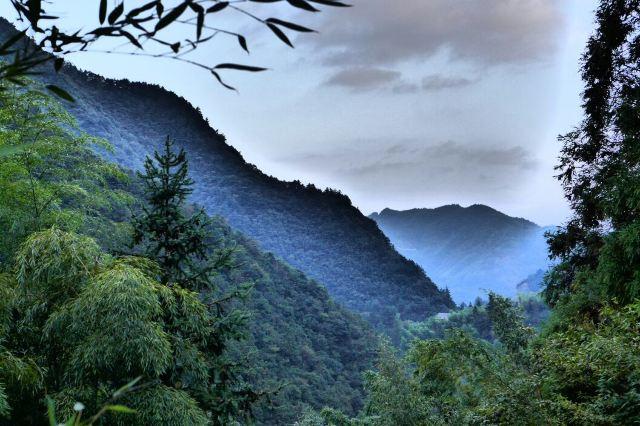 天目山景區