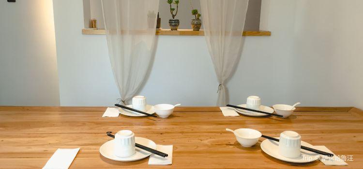 朵朵開素食餐廳(後宰門街店)1