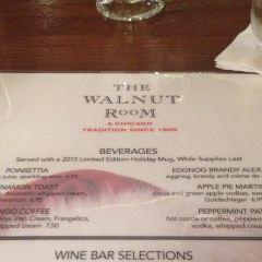 Walnut Room User Photo