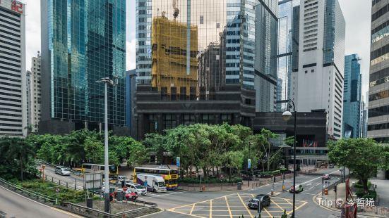 香港中環廣場