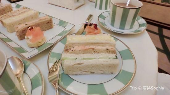 Afternoon Tea at Claridge's