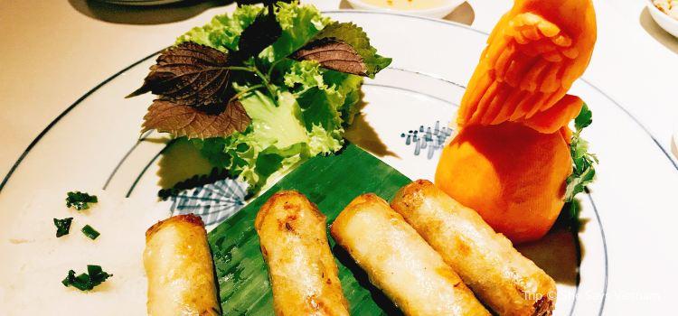 Mandarine Restaurant Saigon2