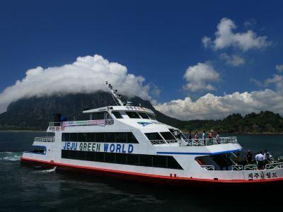 Sanbangsan Love's Pleasure-boat
