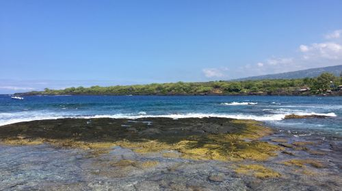 South Kona Coast