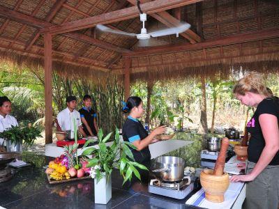 Treak Village Cooking Class