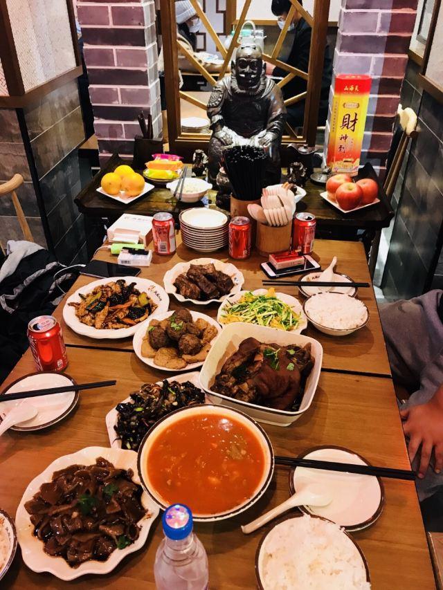 張飛扒肉(六道街店)