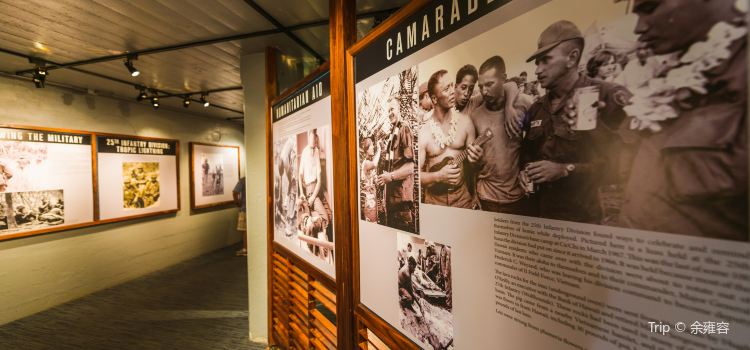 Hawaiian US Army Museum3