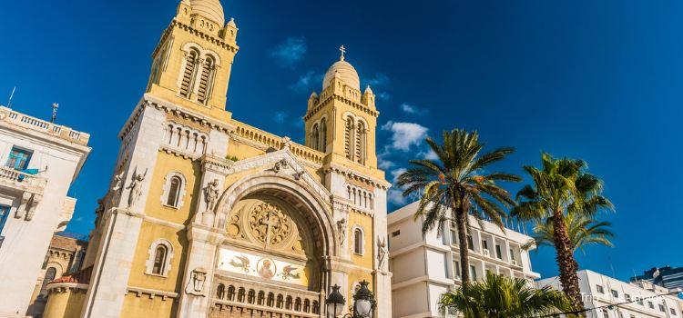 Cathedral of St. Vincent de Paul1