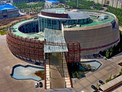 山西運城新民博物館