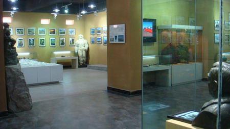 珠峰登山博物館