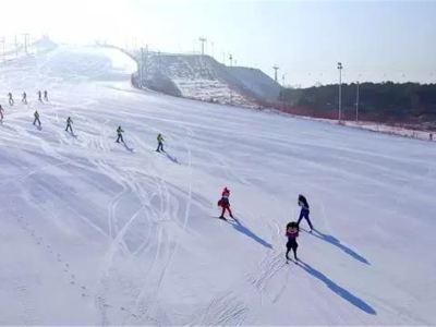 黃家溝滑雪場
