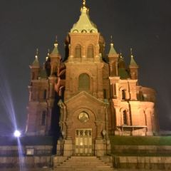 Orthodox Uspensky Cathedral User Photo