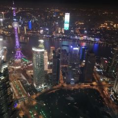Shanghai World Financial Center User Photo