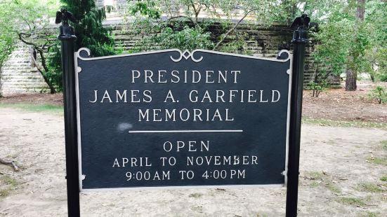 James A. Garfield Monument