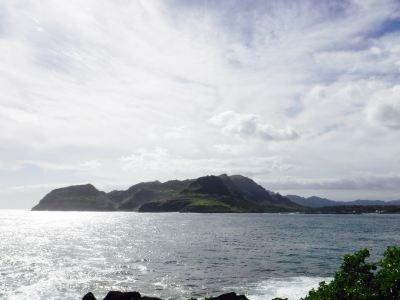 Kalepaki Bay Lighthouse