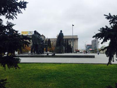 The Lenina Square