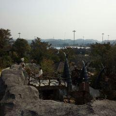 뤄산호쓰지온천사오진 여행 사진