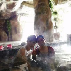 츠산 온천마을 여행 사진