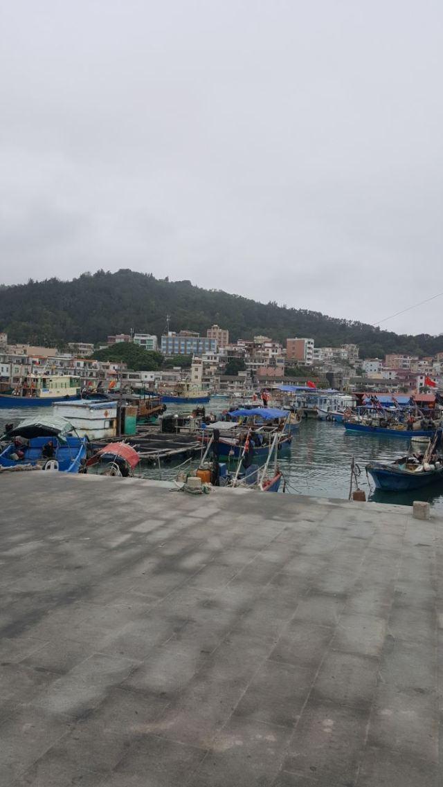 Shuangyuewan fishing experience