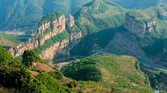 Xinglong Mountain Scenic Area