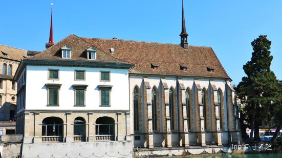 Water Church (Wasserkirche)