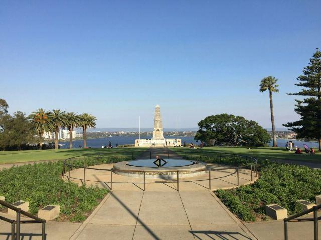 킹스 파크 전쟁 기념관