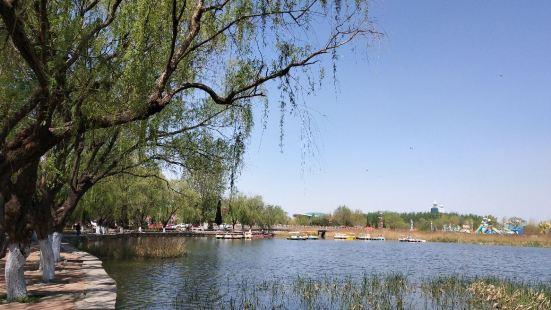 솽웨후 공원