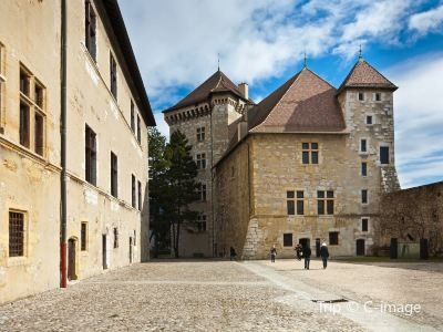 Castle of Annecy (Chateau d'Annecy)